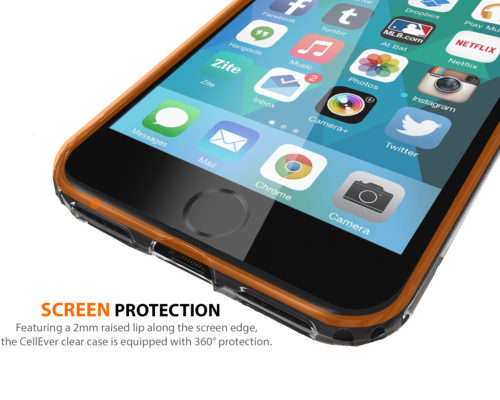 FIXED SCREEN PROTECTION