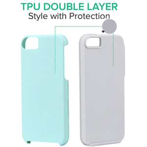 NEW FOR TPU DOUBLE LAYER A+