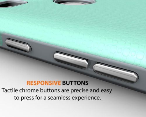 RESPONSIVE BUTTONS